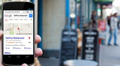 Register your business on Google Places