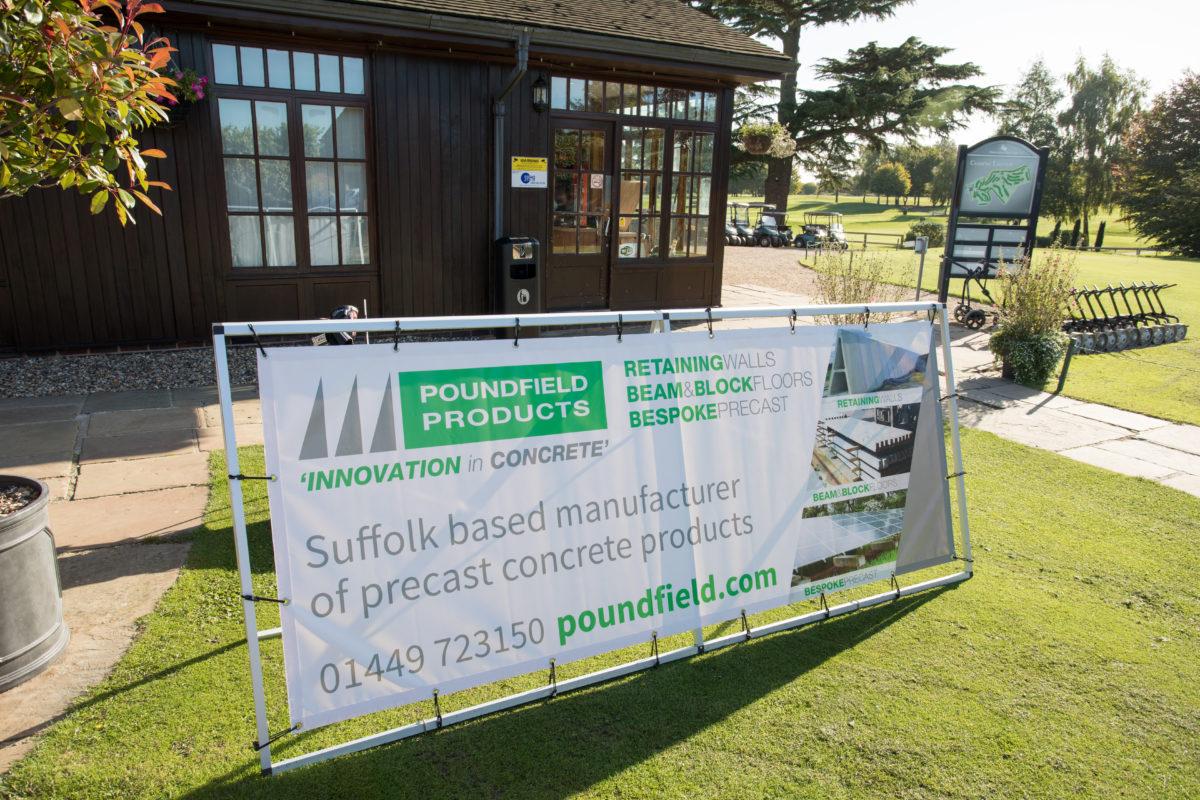 Poundfields Banner