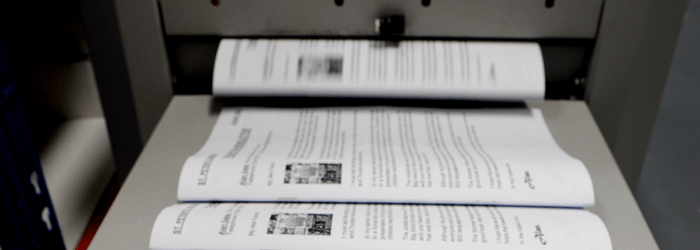 Village Newsletter Printing