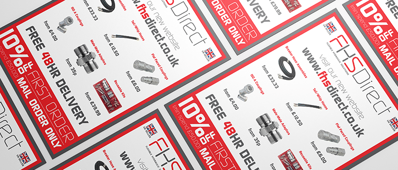 Leaflet printing in Bury St Edmunds