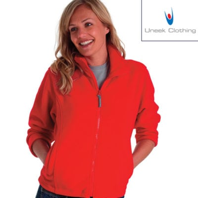 Ladies Classic Full Zip Micro Fleece