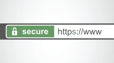 Keep your website secure with a SSL certificate