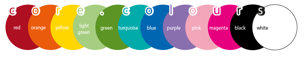 Core Colours