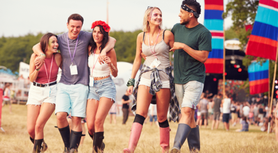 Be festival ready this summer