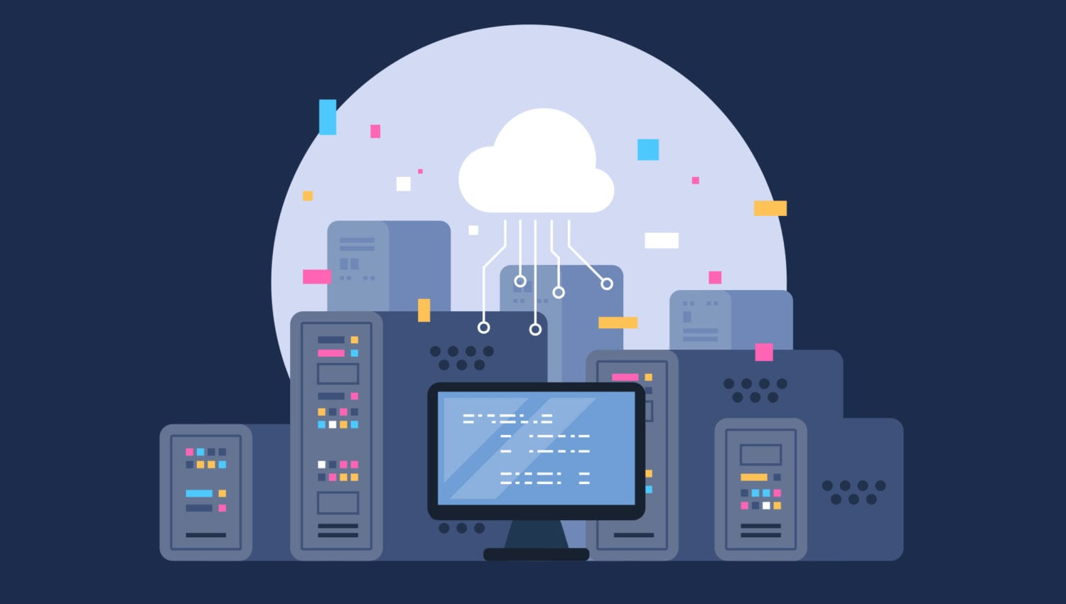 Website Servers – what are my hosting options and why are they important?