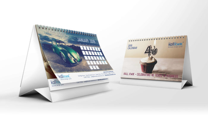 Why We Love Printed Calendars (And You Should, Too!)