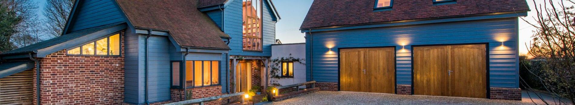 David Burr Estate Agents Website Design