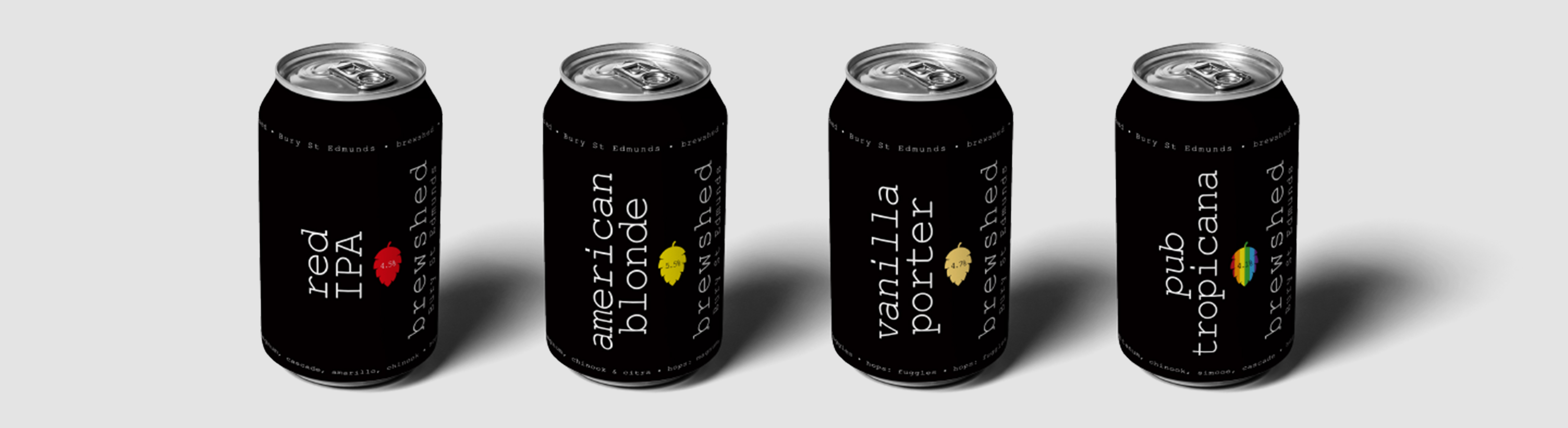 Brewshed Cans