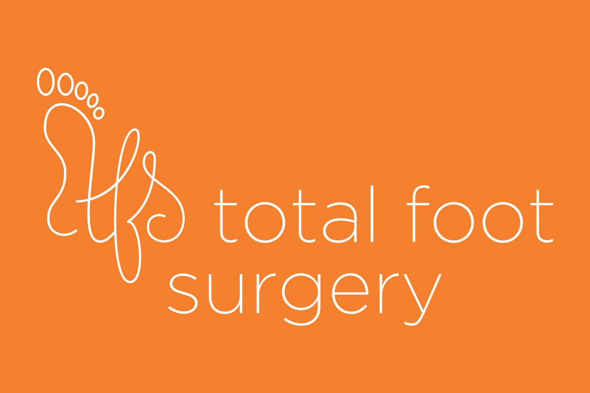 total foot surgery logo