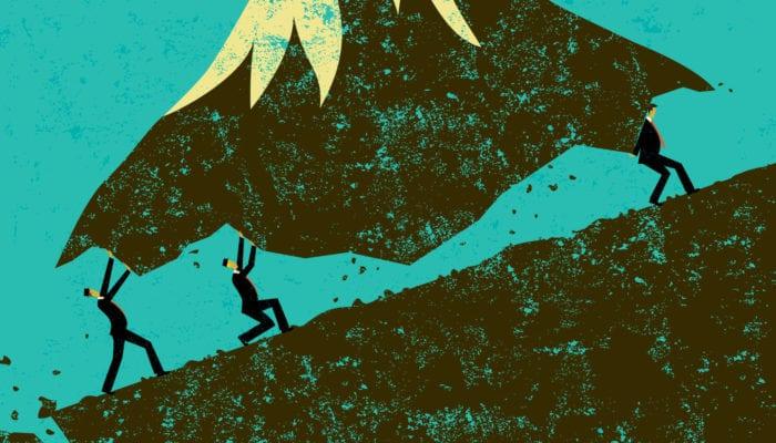 Big print job? We move mountains, not create them!