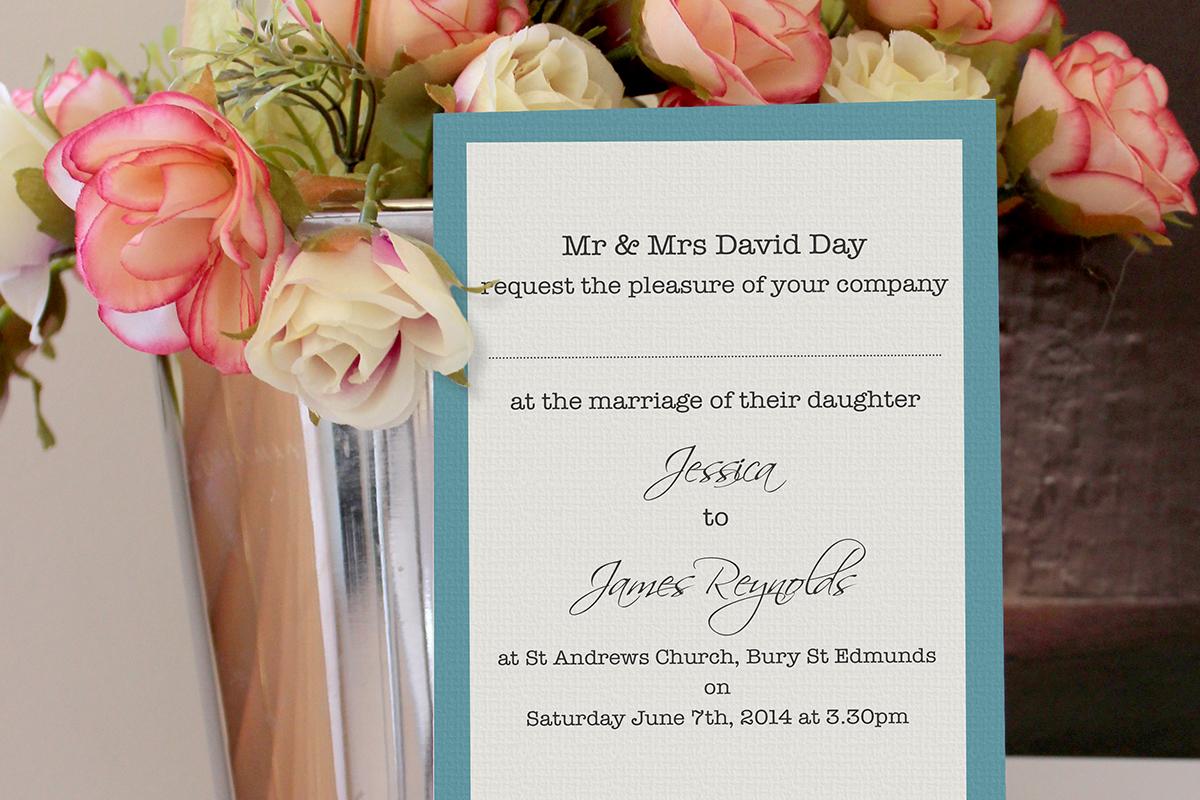 Wedding Stationery Designed Just For You Kall Kwik Bury St Edmunds