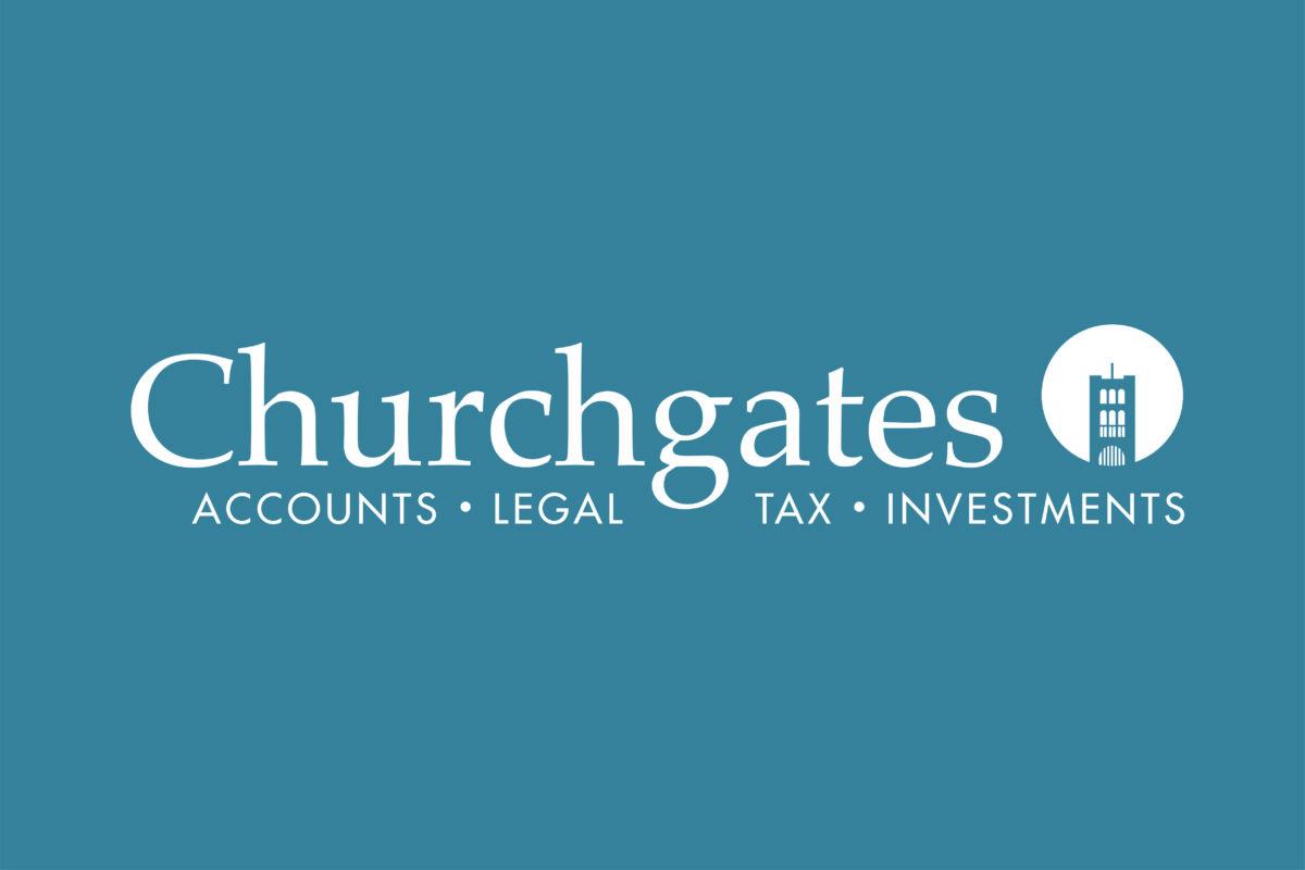 Churchgates Logo