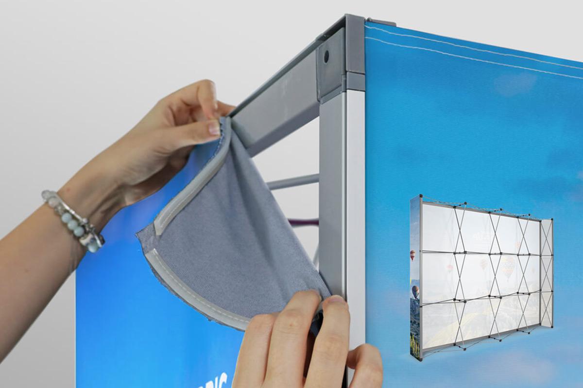 SEG Fabric Pop-Ups