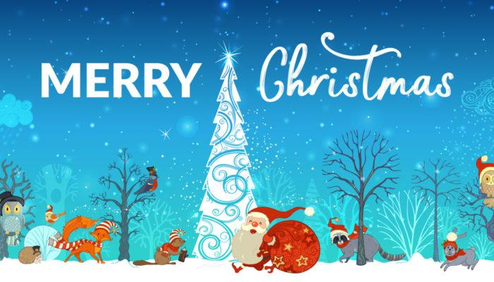 Merry Christmas from Kall Kwik Bury St Edmunds