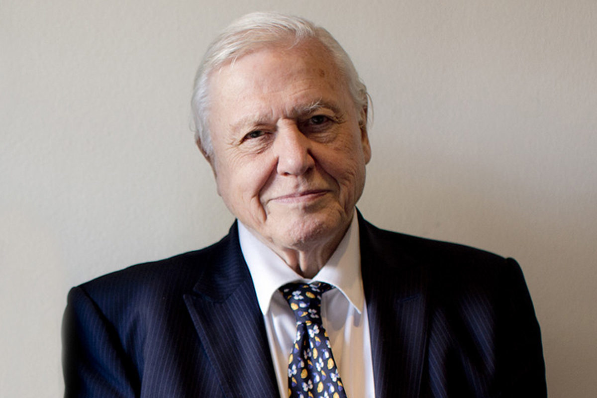 Sir David Attenborough - World Land Trust