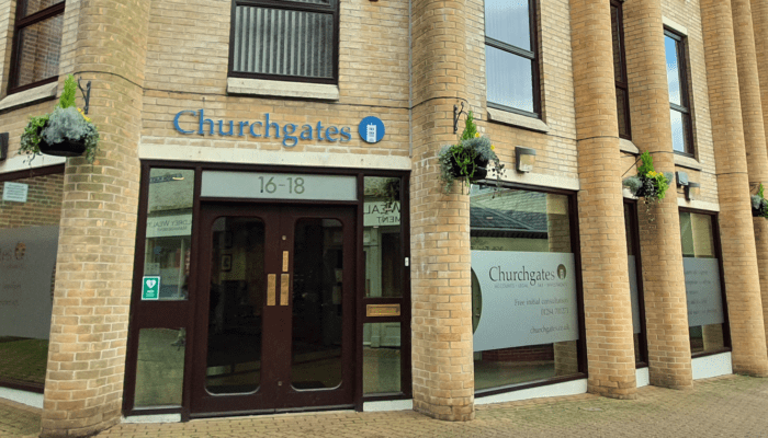 Design that adds up : see how we helped Churchgates