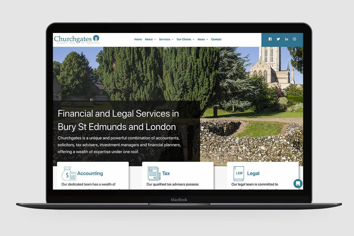 Churchgates Accountants