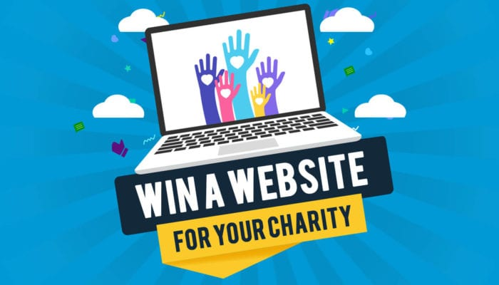 Calling all Suffolk-based charities. Win a brand new website!